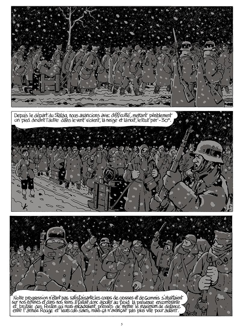 Moi, René Tardi, Prisonnier de Guerre au Stalag II B - T.2 Mon Retour en France