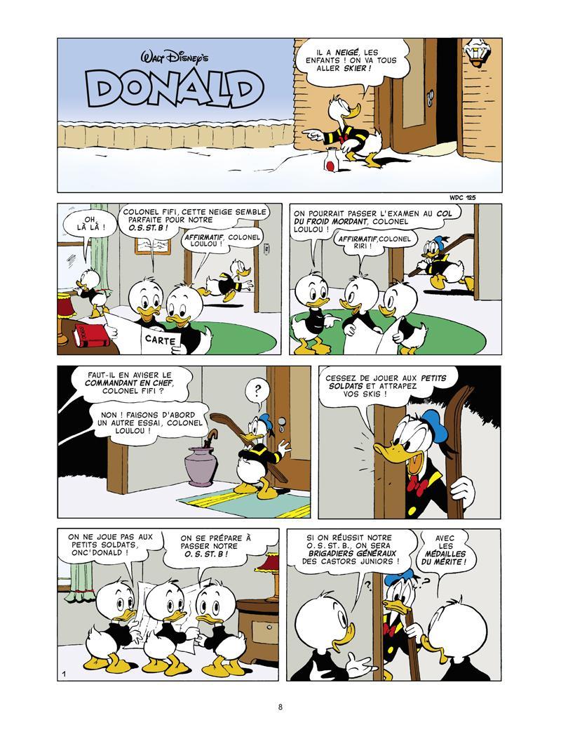 Extrait n°1 du comics tome 1 par Carl Barks