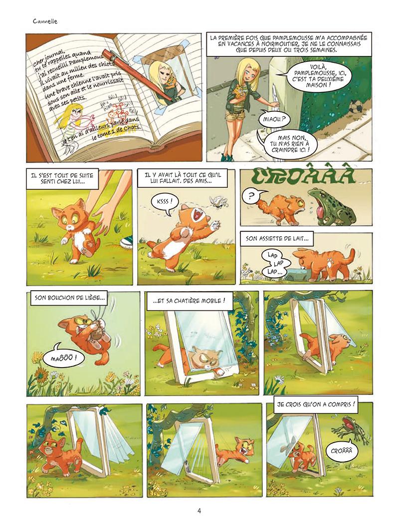 Extrait n°2 de la bd tome 6 par Brrémaud