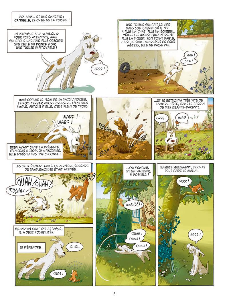 Extrait n°3 de la bd tome 6 par Brrémaud