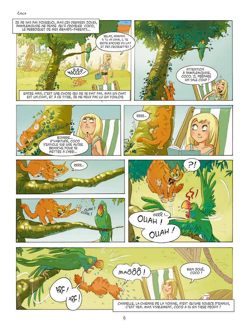 Extrait n°4 de la bd tome 6 par Brrémaud