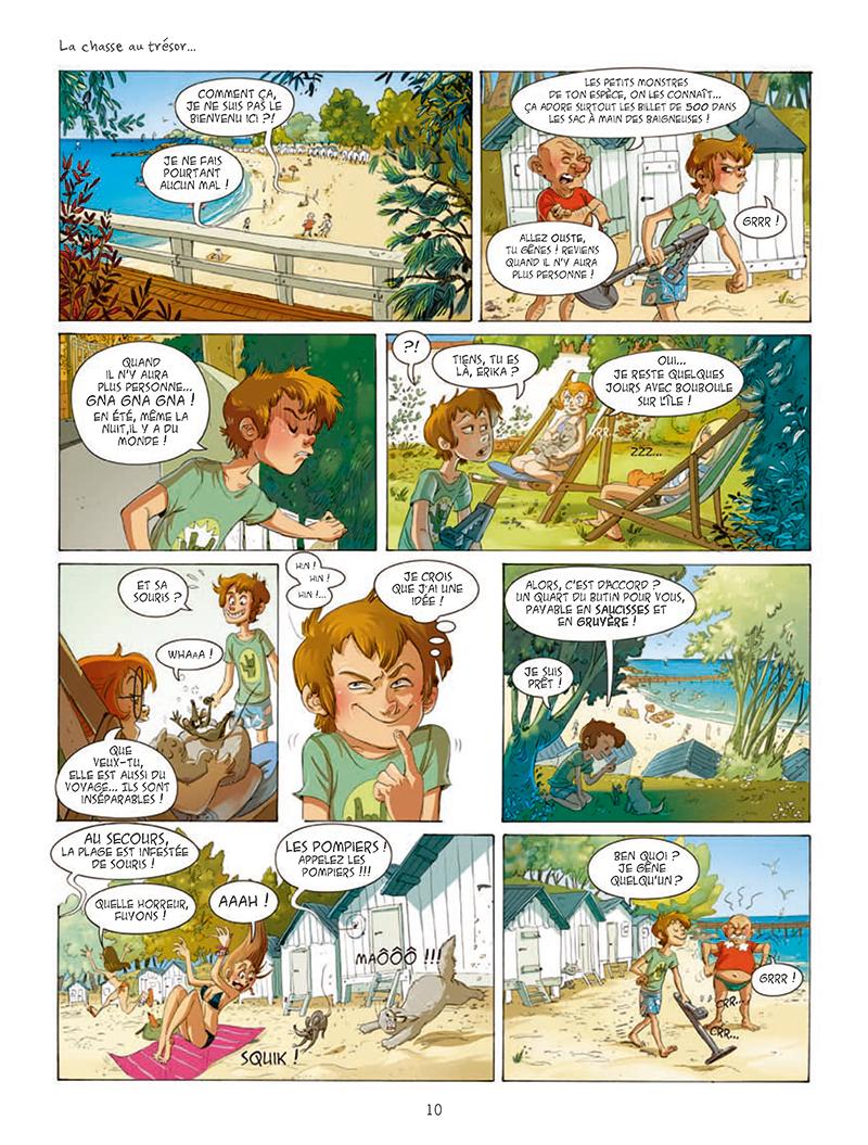 Extrait n°8 de la bd tome 6 par Brrémaud