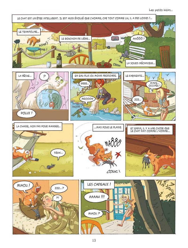 Extrait n°11 de la bd tome 6 par Brrémaud
