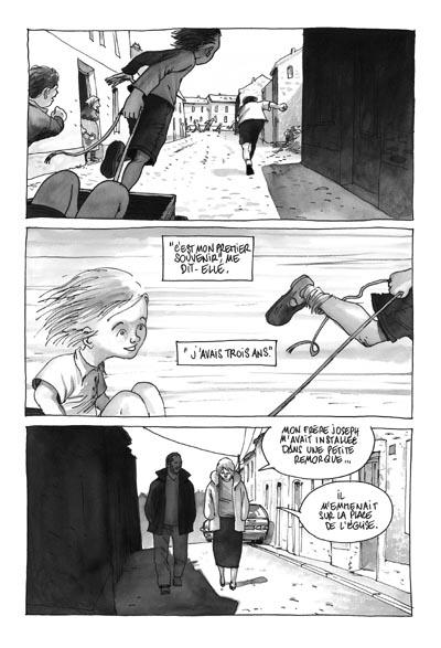 Extrait n°1 de la bd Les Mauvaises Gens par Étienne Davodeau