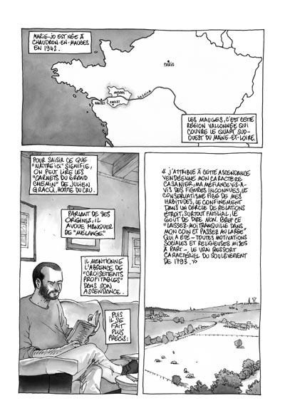 Extrait n°4 de la bd Les Mauvaises Gens par Étienne Davodeau