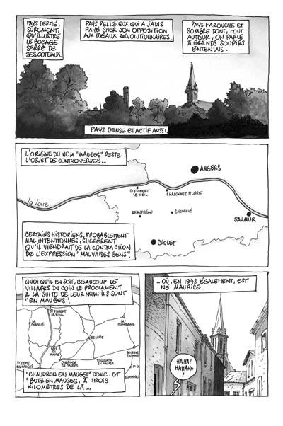 Extrait n°5 de la bd Les Mauvaises Gens par Étienne Davodeau