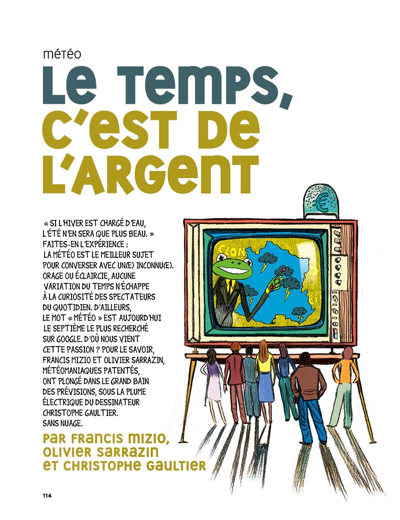 La Revue Dessinée - T.8 La Revue Dessinée n°8