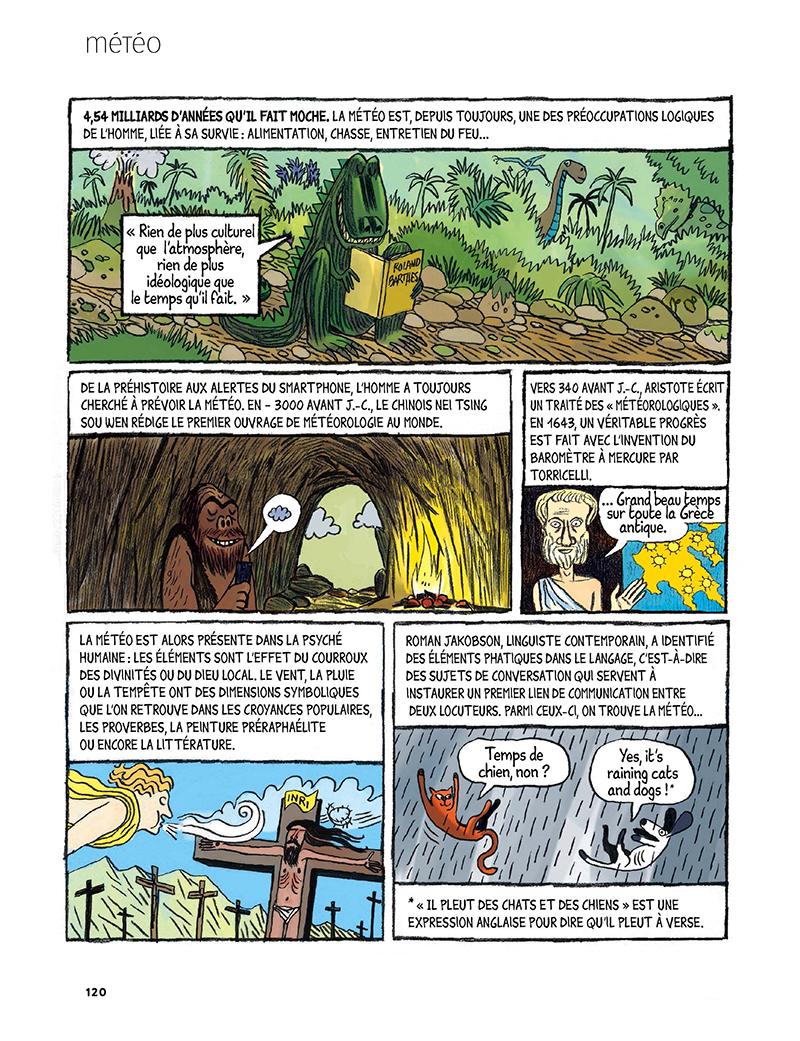 Extrait n°7 de la bd tome 8 par James
