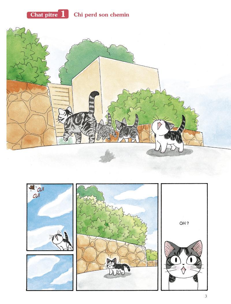 Extrait n°1 du manga tome 2 par Konami Kanata