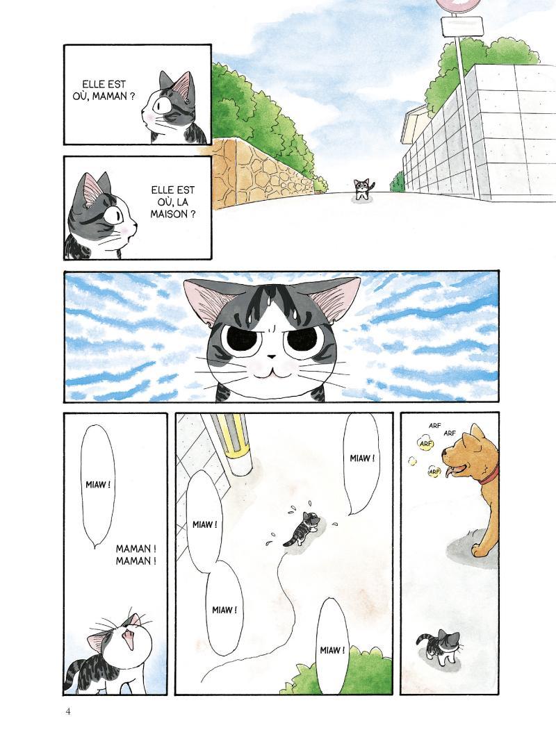 Extrait n°2 du manga tome 2 par Konami Kanata