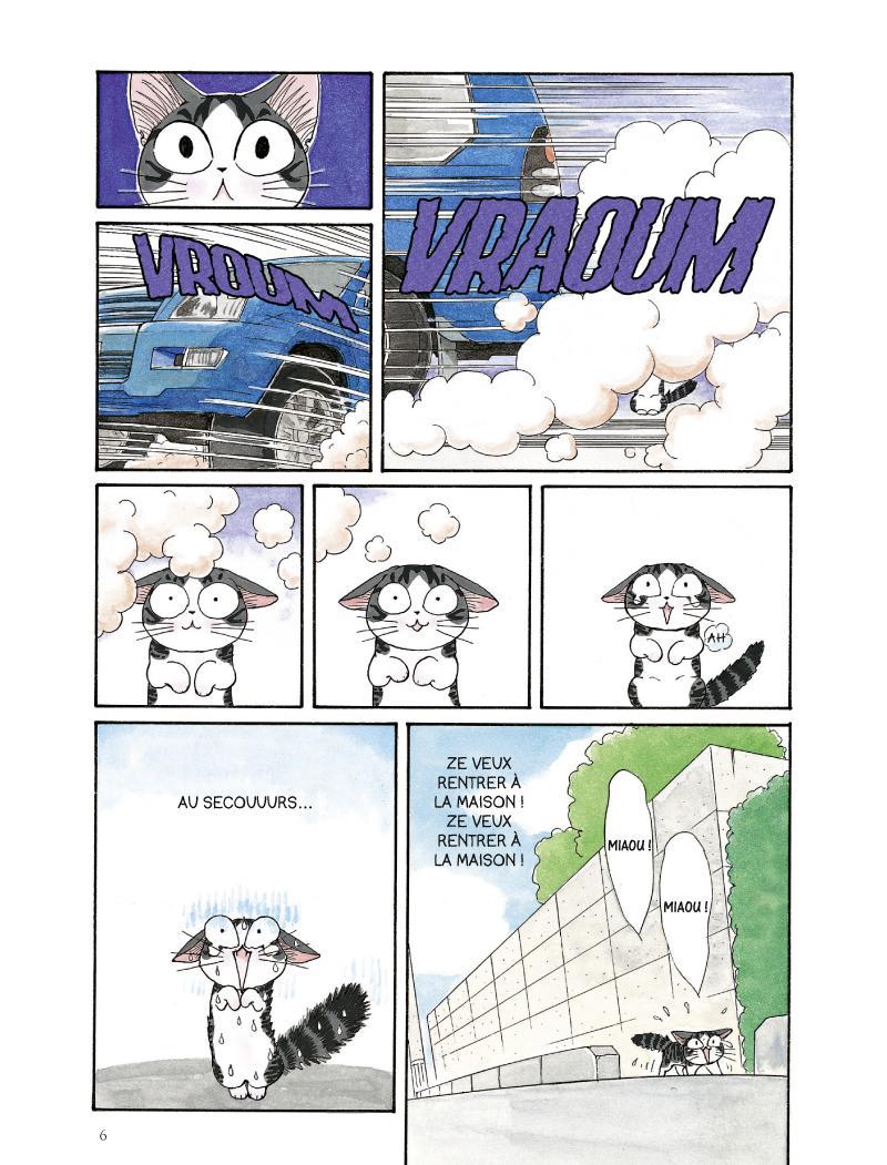 Extrait n°4 du manga tome 2 par Konami Kanata