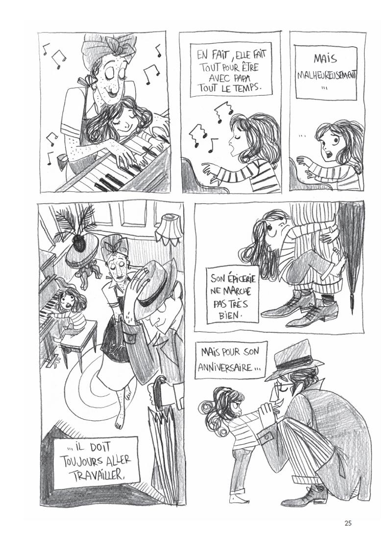 Extrait n°17 de la bd California Dreamin' par Pénélope Bagieu