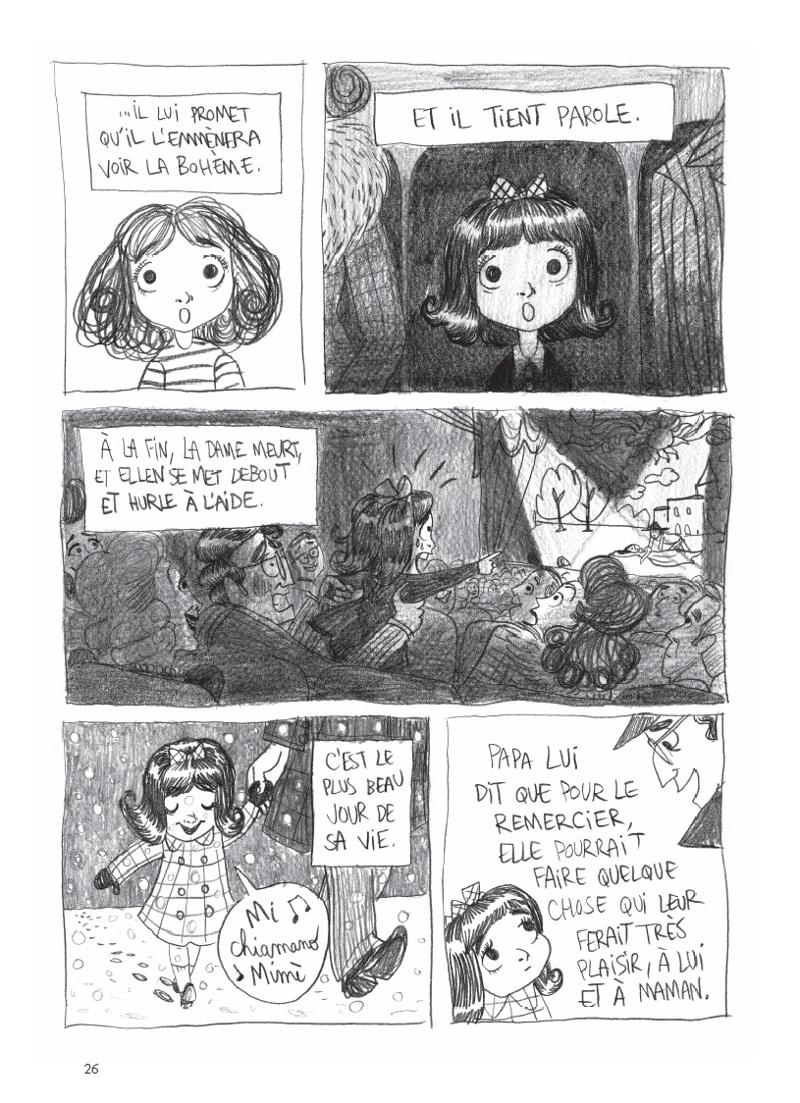 Extrait n°18 de la bd California Dreamin' par Pénélope Bagieu