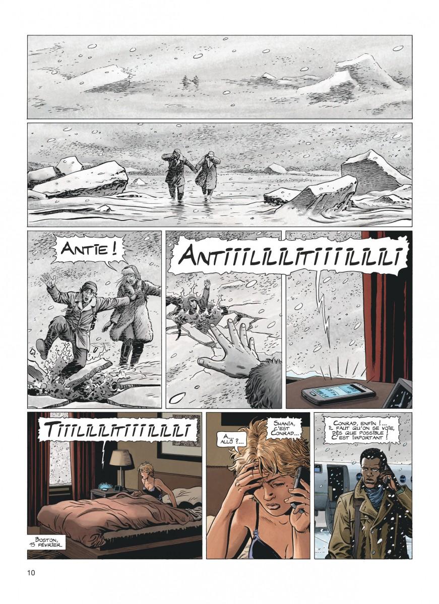 Extrait n°8 de la bd tome 11 par Philippe Aymond