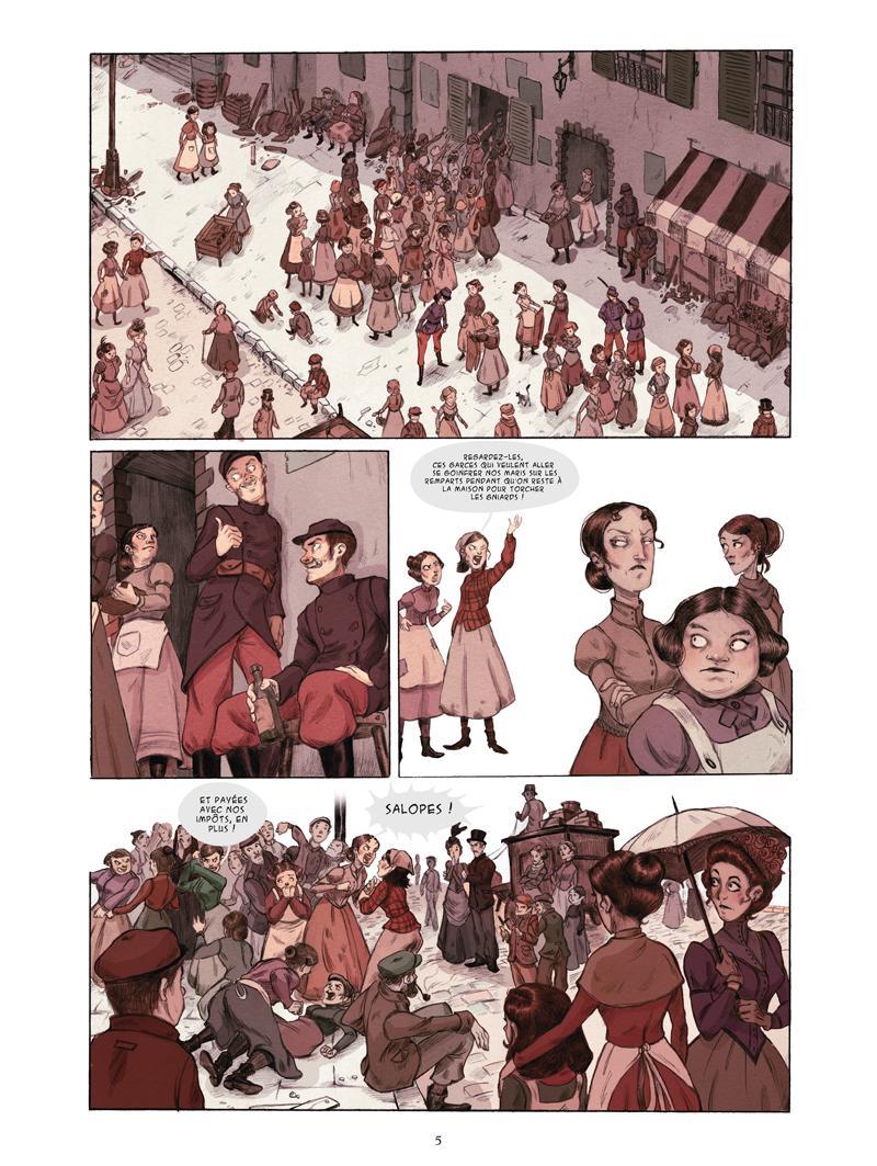 Extrait n°3 tome 2 par Wilfrid Lupano