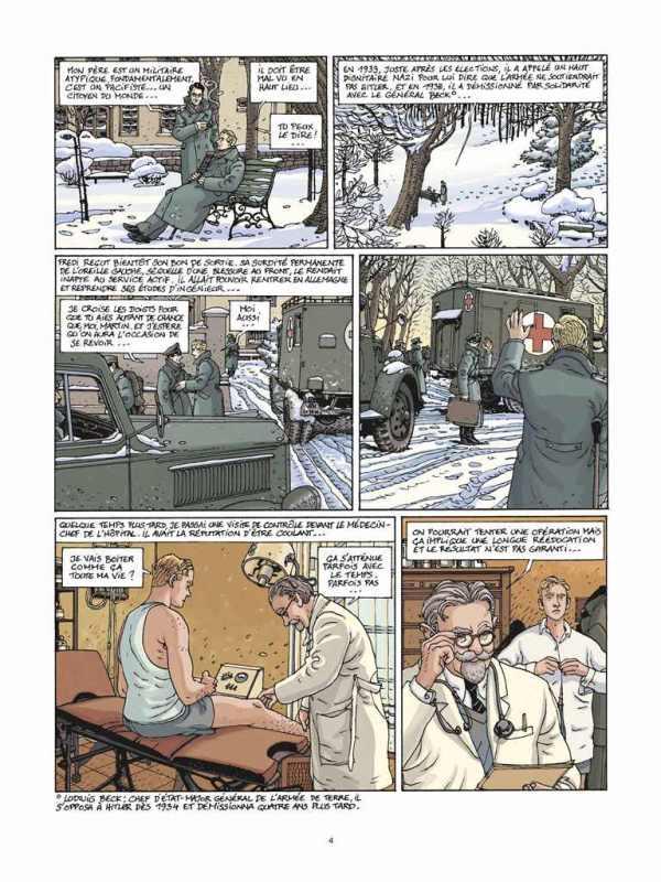 Extrait n°2 de la bd tome 7 par Domnok