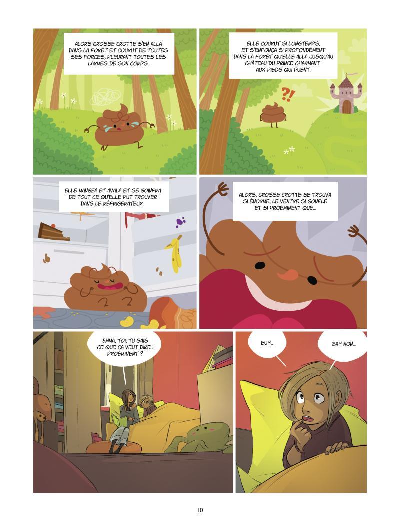 Extrait n°4 de la bd Une Petite Tentation par Jim