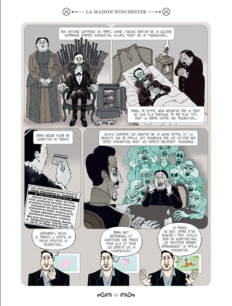 Extrait n°3 de la bd tome 2 par Mara