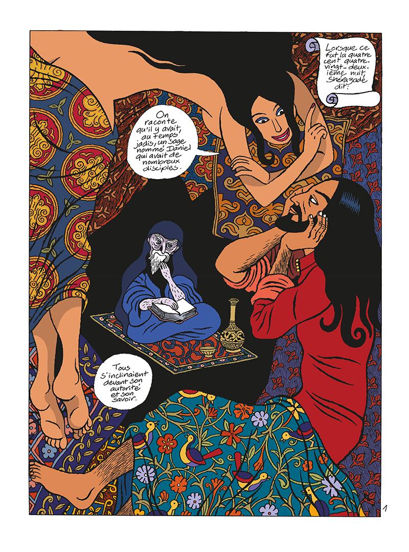 Hâsib et la Reine des serpents - T.1