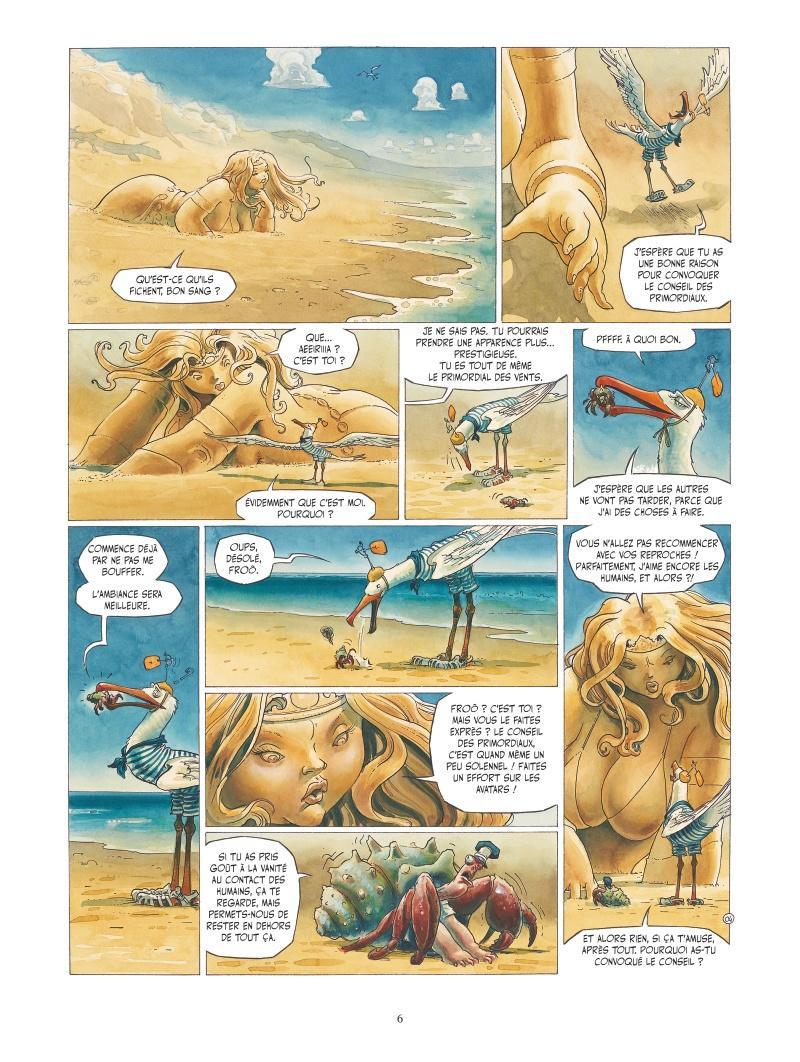 Extrait n°4 de la bd tome 3 par Wilfrid Lupano