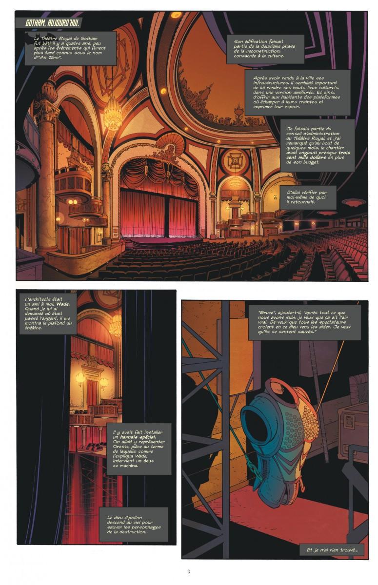 Extrait n°1 du comics tome 7 par Greg Capullo