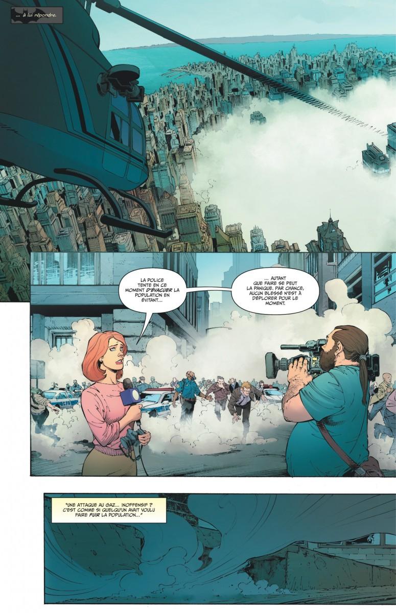 Extrait n°2 du comics tome 7 par Greg Capullo