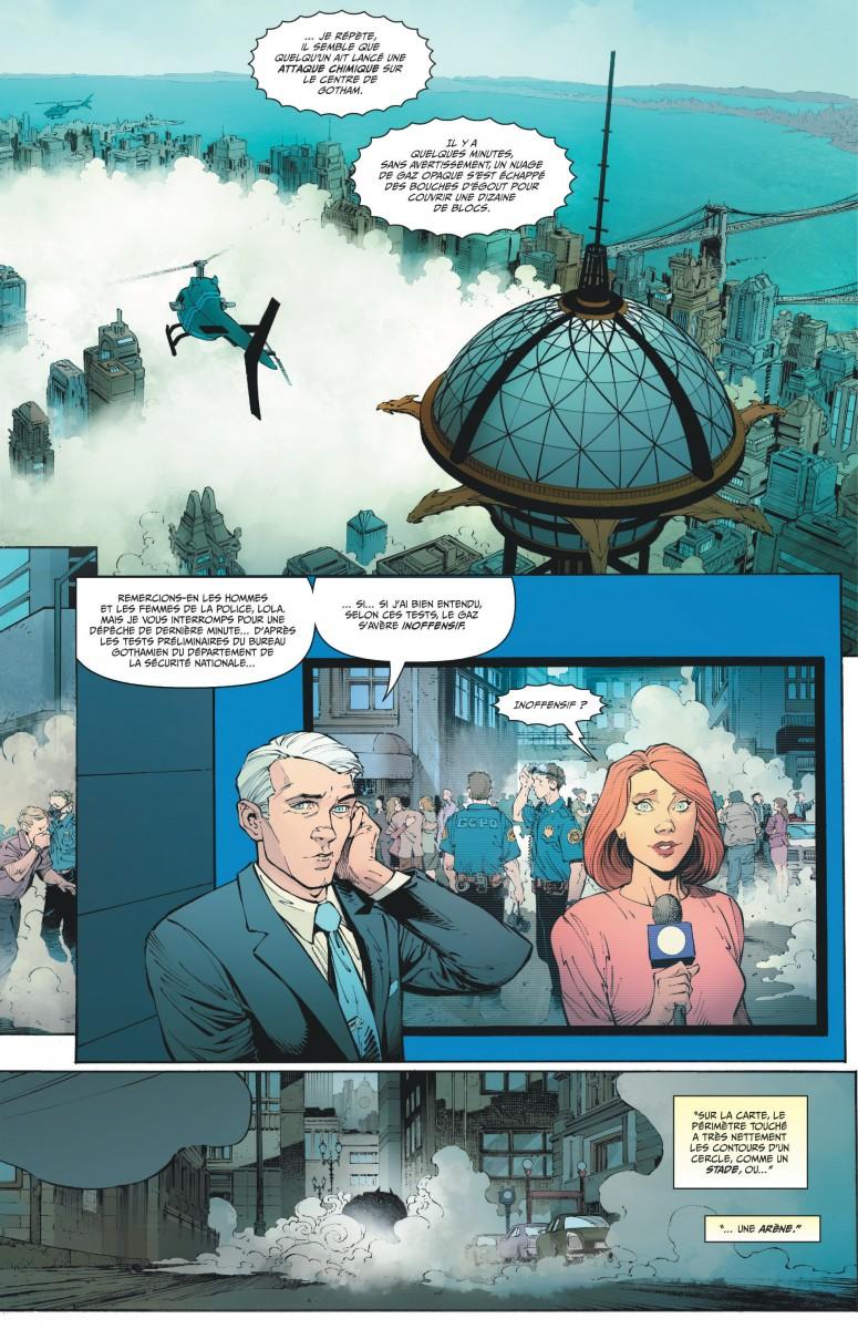 Extrait n°3 du comics tome 7 par Greg Capullo