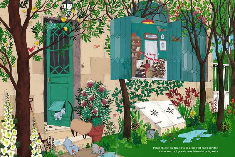 Extrait n°1 de la bd tome 2 par Camille Garoche
