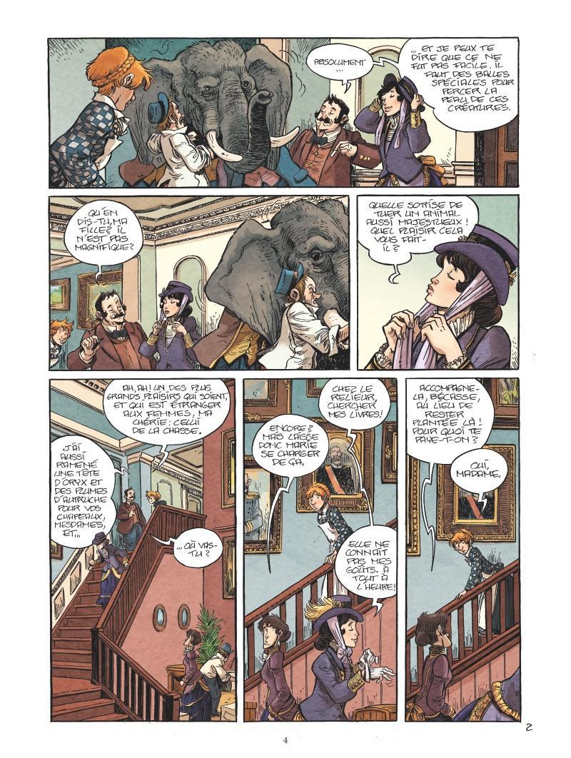 Extrait n°2 tome 3 par Wilfrid Lupano