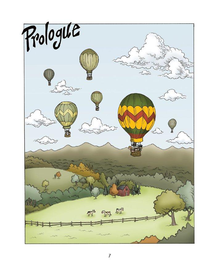 Extrait n°5 du comics tome 1 par Jack Chabert