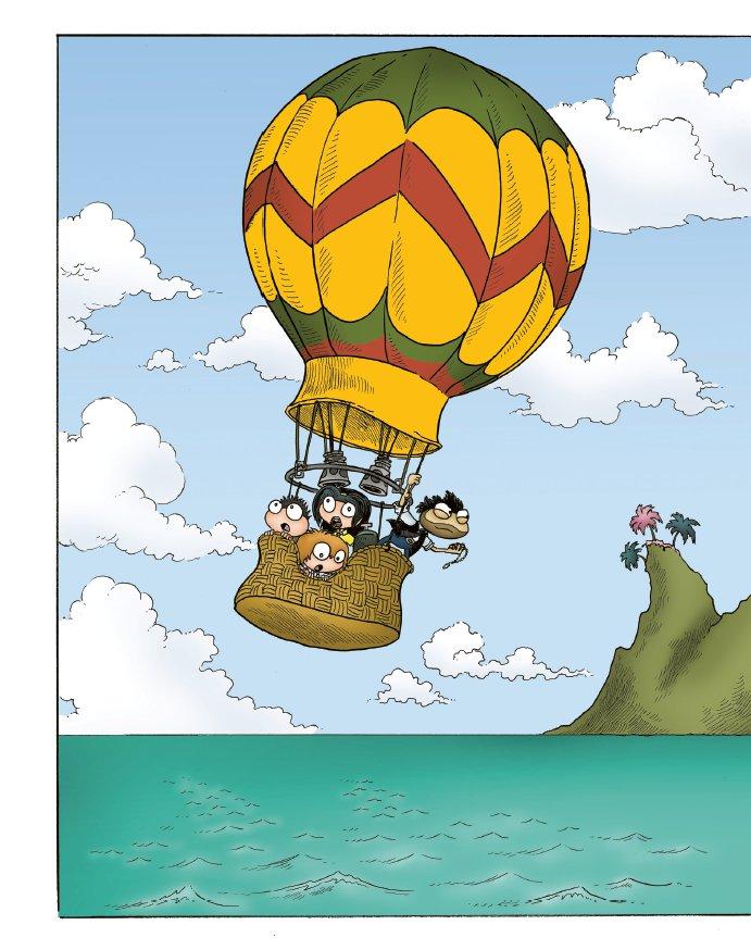 Extrait n°10 du comics tome 1 par Jack Chabert