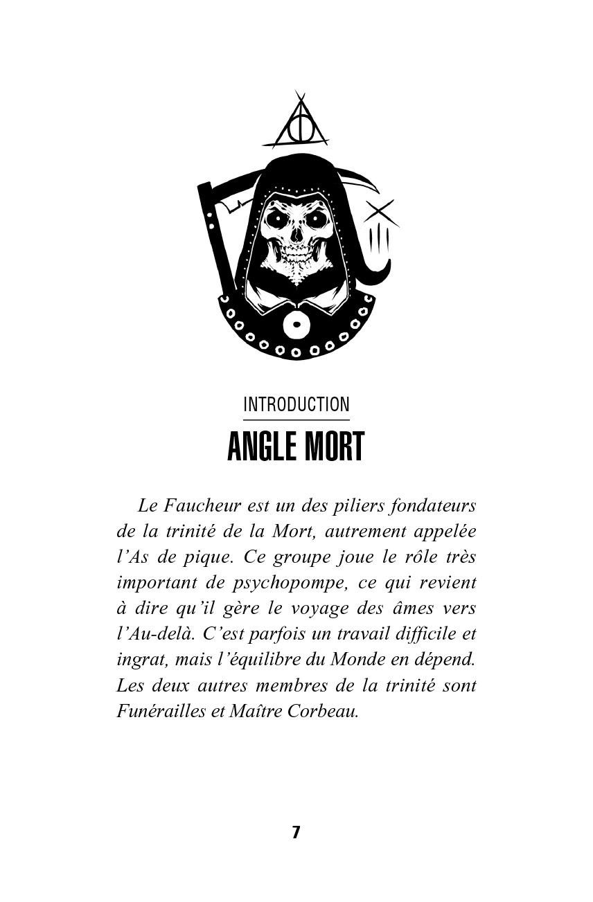 Extrait n°2 de la bd par Florent Maudoux