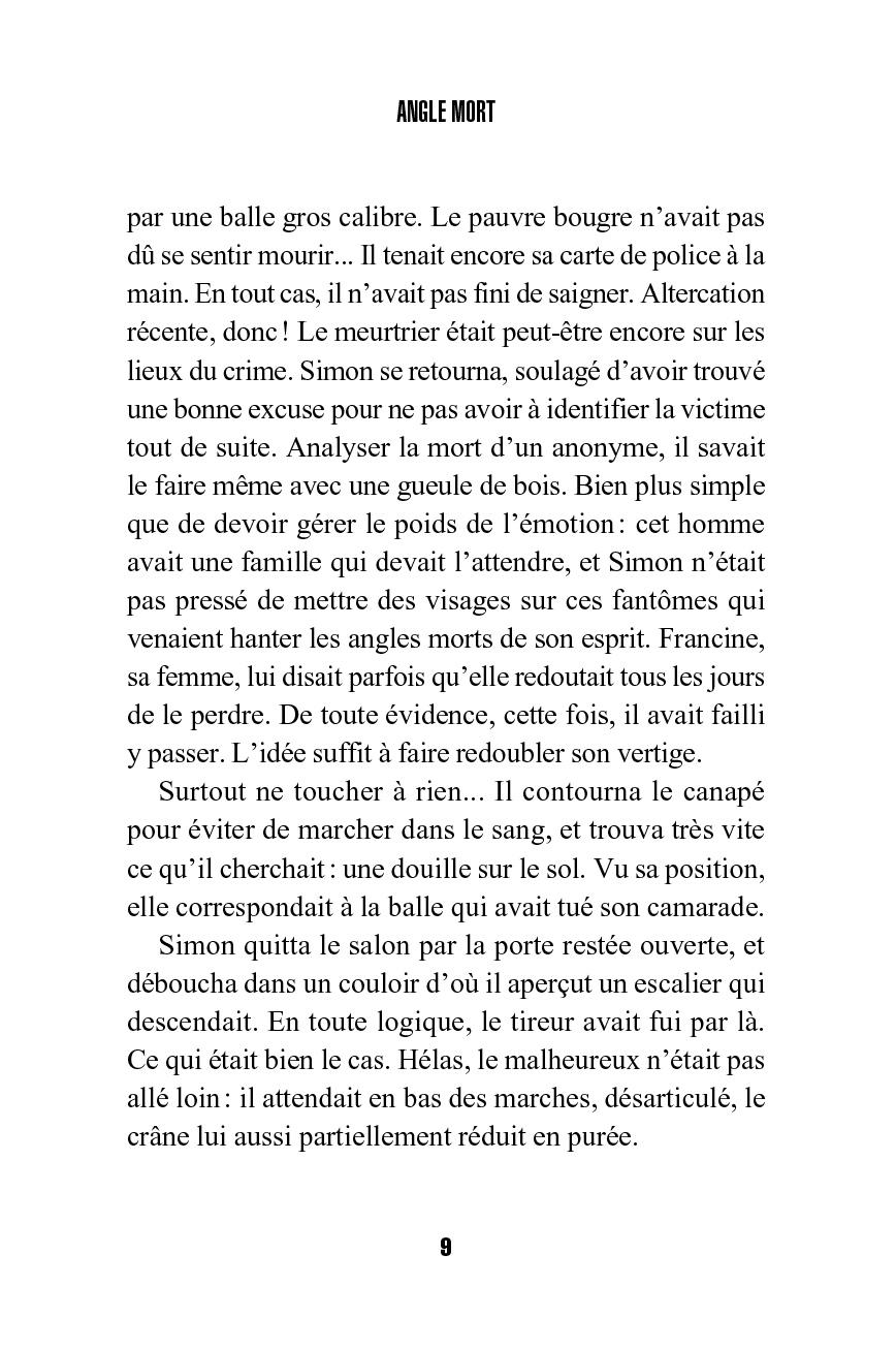 Extrait n°4 de la bd par Florent Maudoux