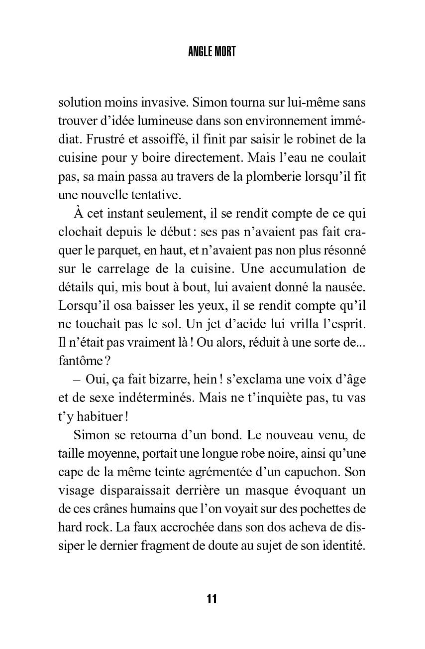 Extrait n°6 de la bd par Florent Maudoux