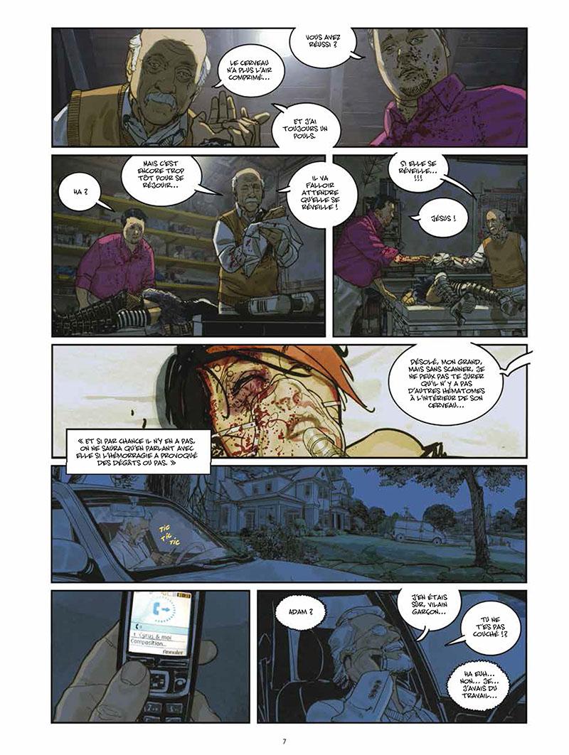 Extrait n°5 de la bd tome 4 par Luc Brunschwig