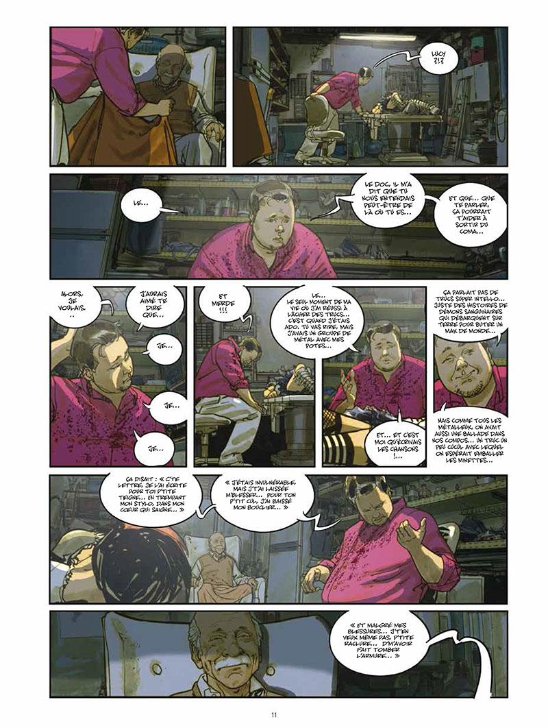 Extrait n°9 de la bd tome 4 par Luc Brunschwig