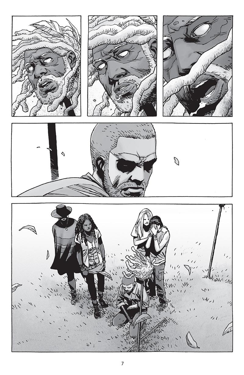Extrait n°1 du comics tome 25 par Robert Kirkman
