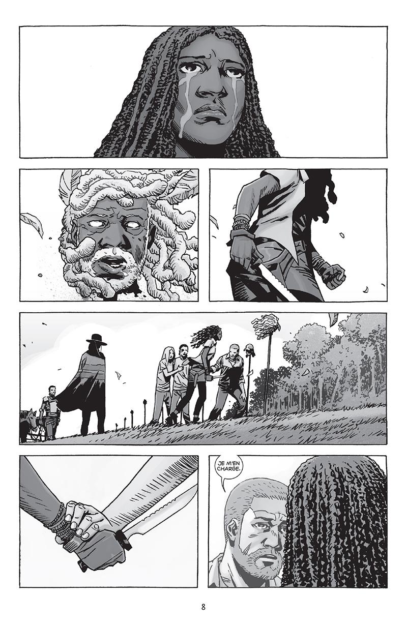 Extrait n°2 du comics tome 25 par Robert Kirkman