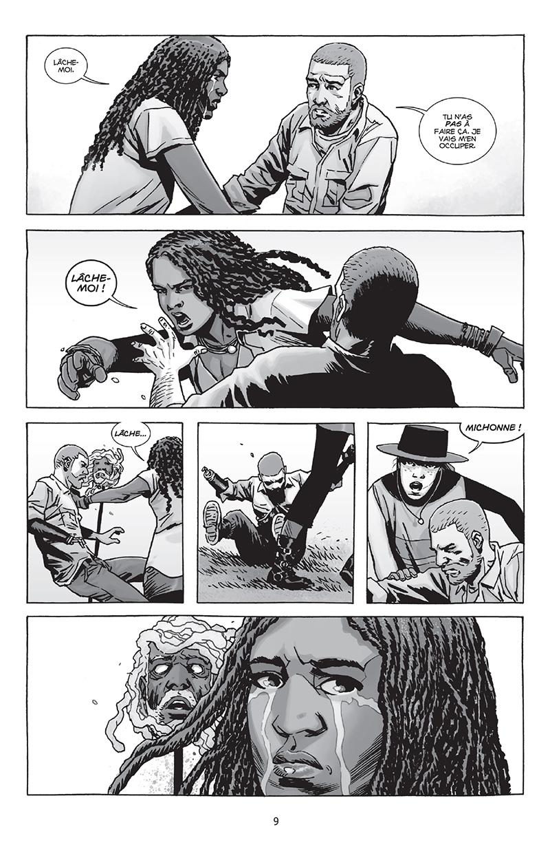 Extrait n°3 du comics tome 25 par Robert Kirkman