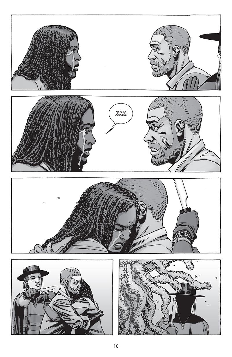 Extrait n°4 du comics tome 25 par Robert Kirkman