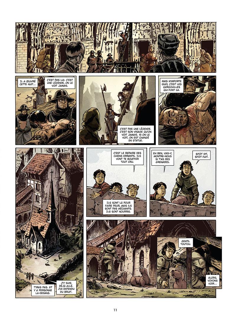 Extrait n°9 de la bd tome 1 par Mathieu Gabella