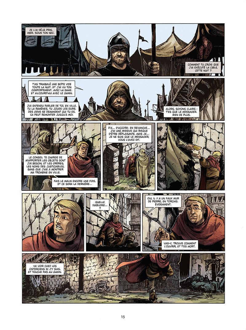Extrait n°13 de la bd tome 1 par Mathieu Gabella