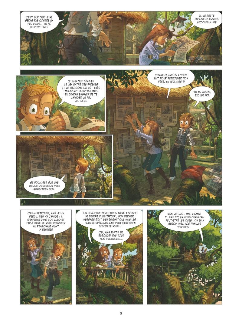 Extrait n°3 de la bd tome 4 par Denis-Pierre Filippi