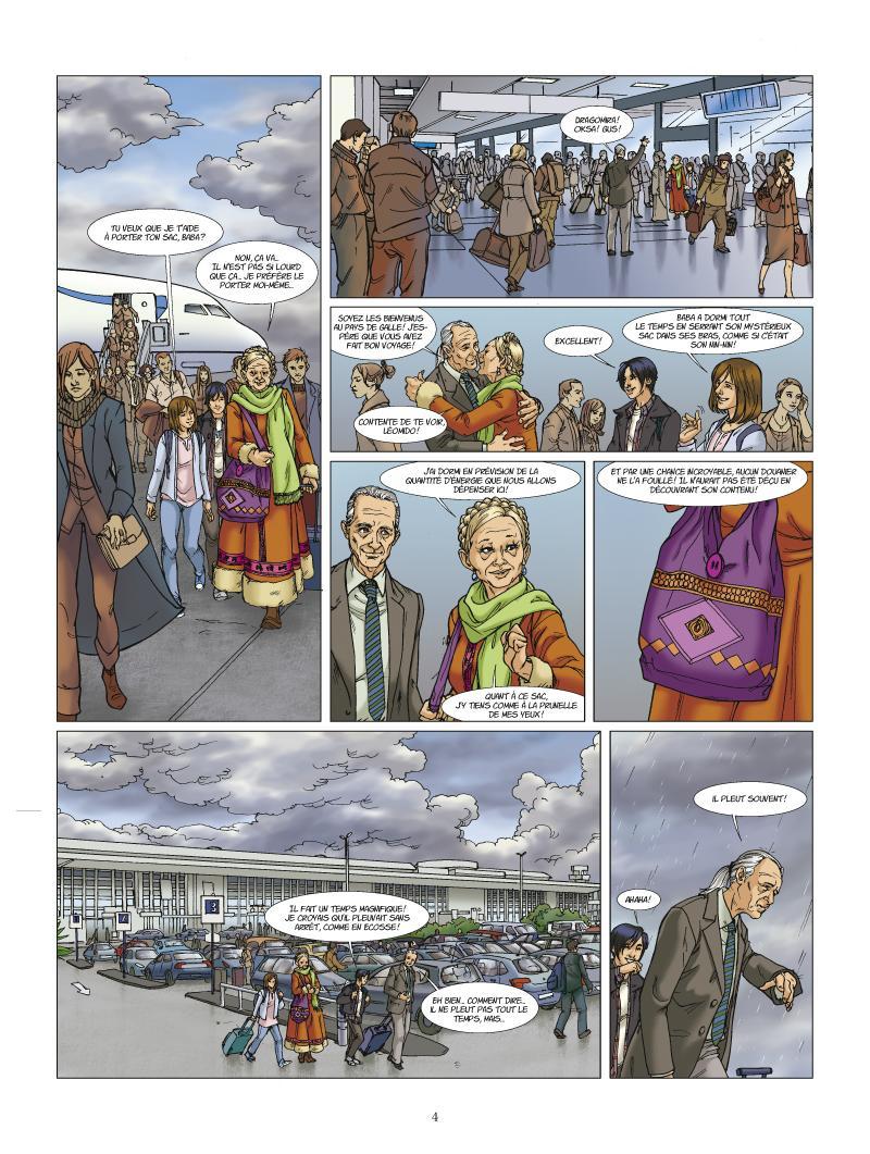 Extrait n°2 de la bd tome 2 par Nauriel