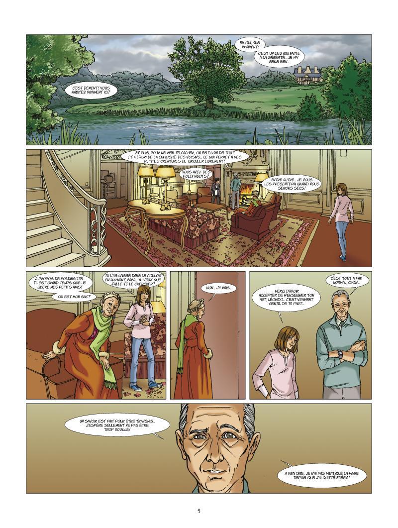 Extrait n°3 de la bd tome 2 par Nauriel