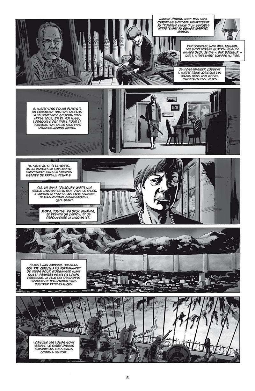 Extrait n°1 de la bd tome 2 par Jean-Luc Istin
