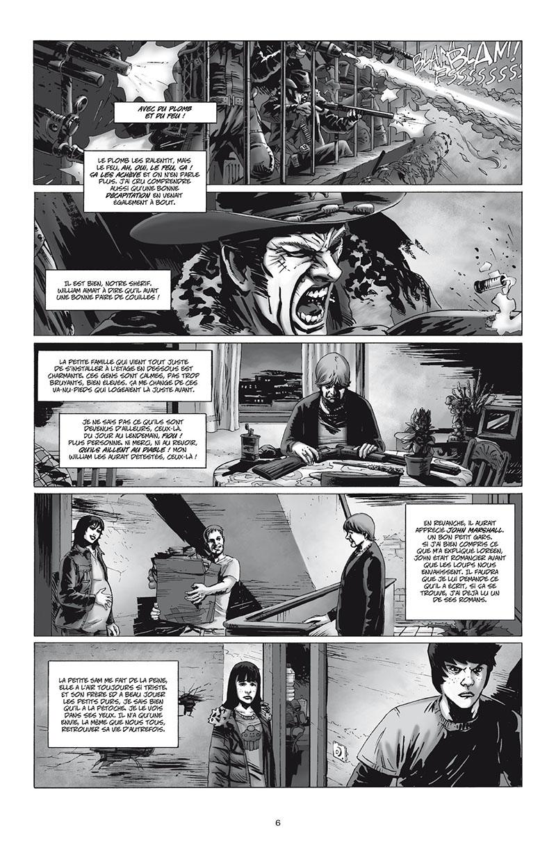 Extrait n°2 de la bd tome 2 par Jean-Luc Istin