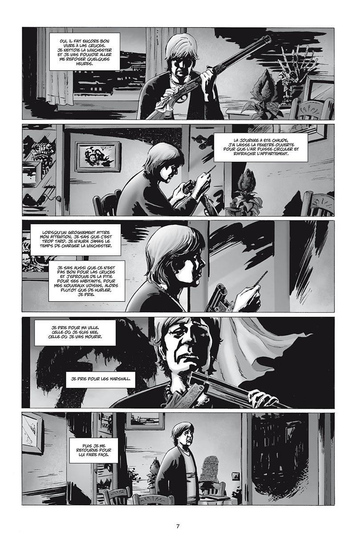 Extrait n°3 de la bd tome 2 par Jean-Luc Istin