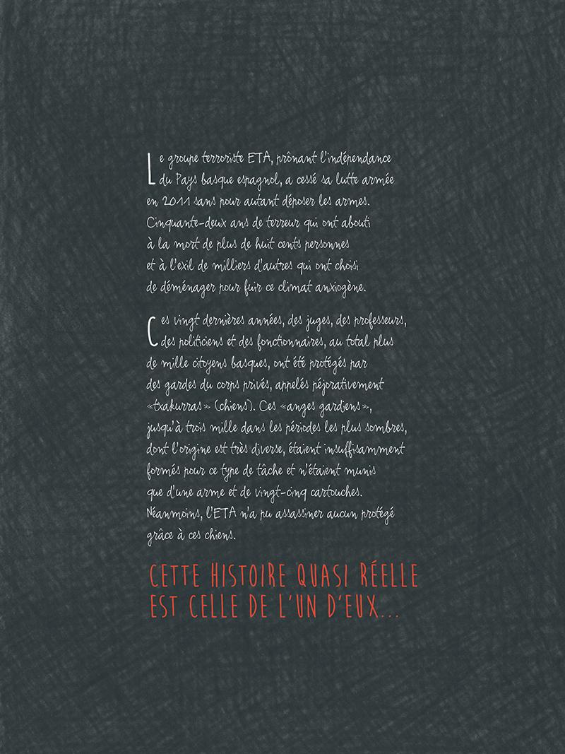 Extrait n°2 de la bd par Mark Bellido