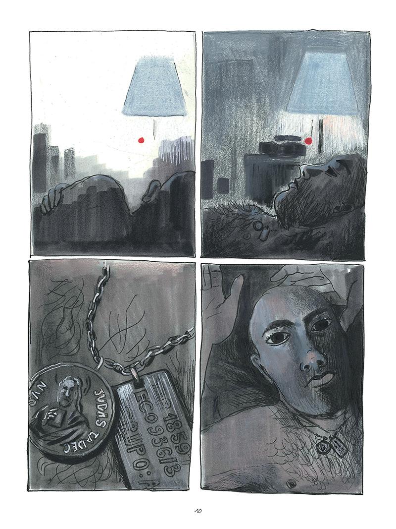 Extrait n°7 de la bd par Mark Bellido